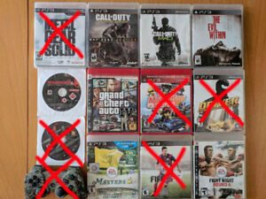 PS3 Games and more - Starting at $5