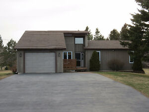 SITS ON 1 ACRE ON PRIVATE AND TREED LOT ~ 5 Grace, Shediac Cape