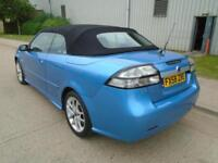 2008 (58) SAAB 9-3 1.9 DIESEL AUTOMATIC VECTOR 60,000 MILES FULL SERVICE HISTORY