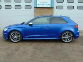 image for Audi A3 S3 TFSI QUATTRO S TRONIC LOW MILEAGE 2016/16 PETROL AUTOMATIC 2016/16