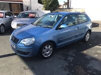 Vw polo 1.2 LOW MILES 06 PLATE