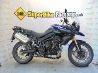 2014 64 TRIUMPH TIGER 800 ABS