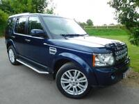 2011 Land Rover Discovery 3.0 TDV6 HSE 5dr Auto Reversing Camera! DAB! 5 doo...