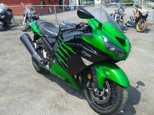 2014 ZX1400 FEFA only $9800 or $72.56 bi-weekly