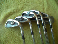 TaylorMade Forged  irons for sale 4 - PW + GW