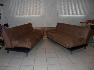 2 brand new sofa couches
