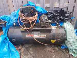 **** Heavy Duty Air Compressor **Need Gone** London Ontario image 1