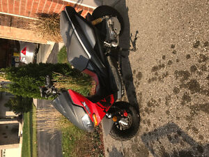 50cc Benelli Scooter