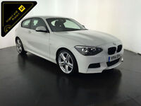 2014 BMW 116D M SPORT 3 DOOR HATCHBACK 1 OWNER FINANCE PX WELCOME