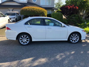 2007 Acura TSX - one owner car