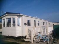 PLATINUM GRADE 8 BERTH CARAVAN - GOLDENSANDS KINMEL BAY RHYL