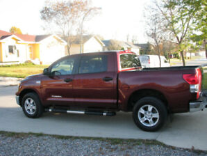 2008 Toyota Tundra Crew Max 5.7L with only 67,000 Miles