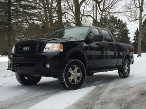 F150 FX4 Ford 2008
