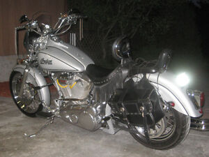 Rare Mint Condition 2001 Indian Scout