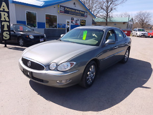 2007 Buick allure cxl leather loaded certified etested