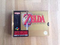 Super Nintendo - SNES ZELDA