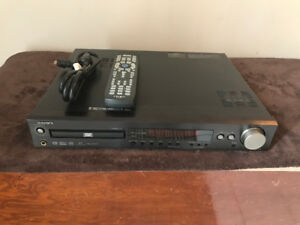 Integra DSR-7.3 Surround Sound Receiver with built in DVD Player