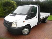 2013 Ford Transit T350 2.2TDCi 125PS LWB 13FT 6 DROPSIDE