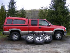 2002 chevrolet silverado 1500 Z71, 4X4 5.3L