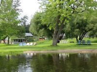 Cottage Rental, Ferguson Lake Cabins, Calabogie