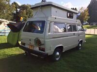 Vw T3 T25 Holdsworth Pop top Campervan