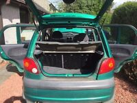 Daiwoo Matiz Plus