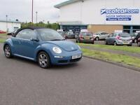VOLKSWAGEN BEETLE 1.6 LUNA 8V 2007 FINANCE AVAILABLE