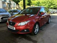 Seat Ibiza 1.6 TDI CR ST 2012MY Sportrider FREE WARRANTY, TAX 30£/YEAR, FINANCE