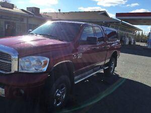 2007 Ram 3500 Laramie HD Pickup Truck Prince George British Columbia image 4