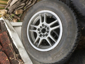 205/70r15 + mags