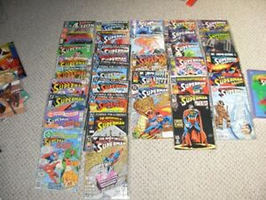 Superman Comics