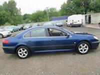 2004 PEUGEOT 607 2.2 HDi S 4dr Auto
