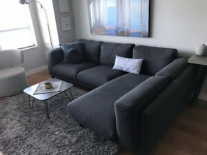 Almost new L-Shaped Couch for Sale