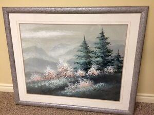 Landscape Oil Painting Kitchener / Waterloo Kitchener Area image 1