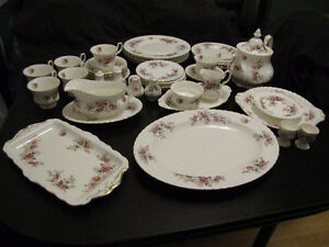 SALE - Royal Albert Lavender Rose China Collection