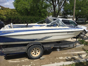 Glastron 1988 outboard  Force 125hp
