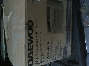 Air conditioner Daewoo