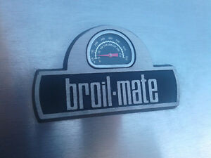 Broil Mate by Broil King Natural Gas BBQ Grill