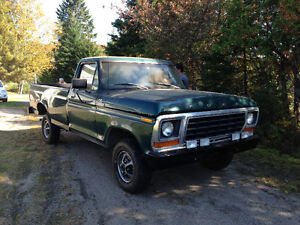 1978 Ford F-150 Camionnette