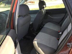 2007 Ford Focus SE Sedan Oakville / Halton Region Toronto (GTA) image 5