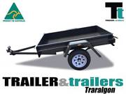 """6x4 BOX TRAILER LIGHT DUTY 