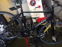 Giant escape £150 Ono ( not cannondale trek carrera gt norco specialized )