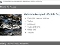 VEHICLE RECYCLING***sell your scrap car today***