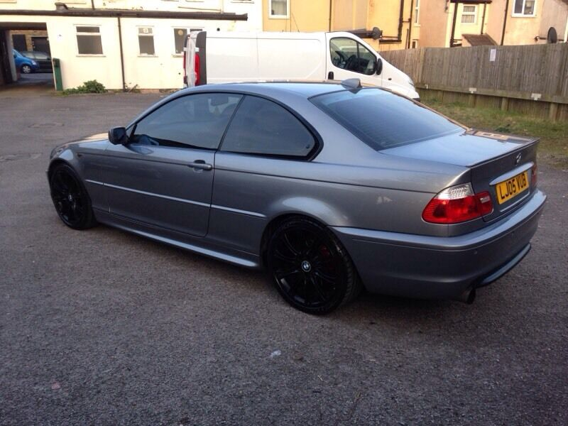 bmw 05 2005 e46 320d coupe msport in watford hertfordshire gumtree. Black Bedroom Furniture Sets. Home Design Ideas