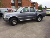 Ford Ranger 2.5TDdi Crewcab 4x4 Pickup XLT Double Cab Pick up 4x4