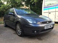 Breaking ford focus st170 grey 3dr