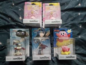Nintendo Amiibos