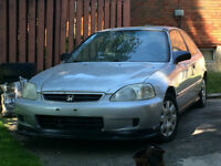 1999 Honda Civic DX Coupe (2 door)