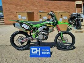 2017 Kawasaki KXF250 - Great Condition - Low Rate Finance Available