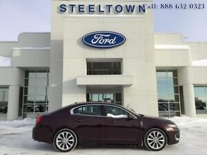 """2011 Lincoln MKS """"AWD LEATHER""""   - $175.94 B/W"""